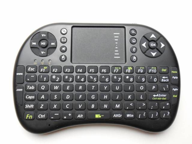 mini tastiera wireless per pc