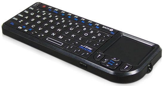 mini tastiera touchpad