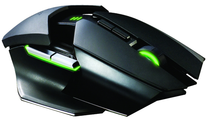 mouse gaming ergonomico