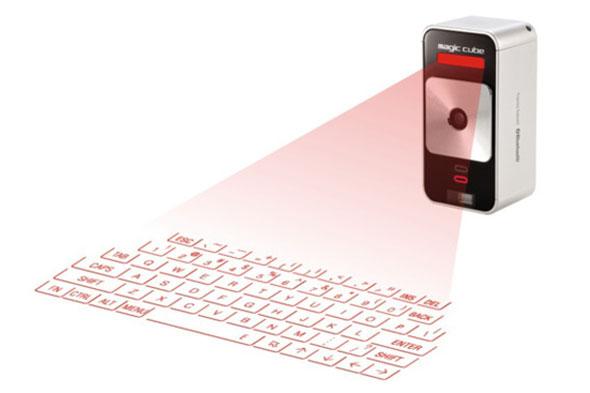 tastiera laser per iphone