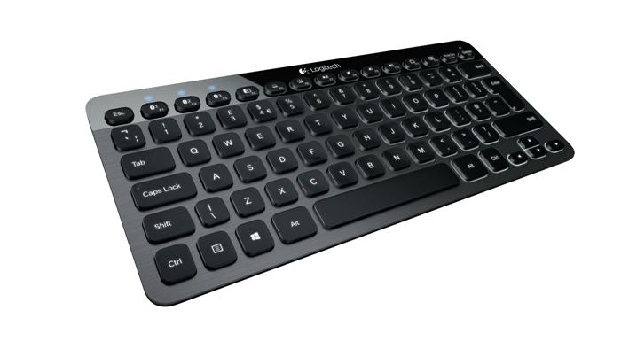 tastiera logitech wireless