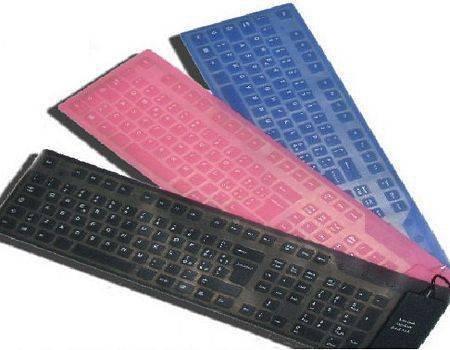 tastiera silicone wireless