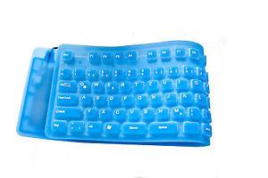 tastiera silicone portatile