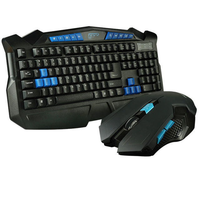 Mouse e tastiera gaming wirles tra i più venduti su Amazon