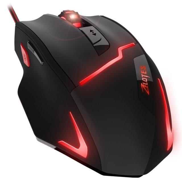 Mouse gaming aukey tra i più venduti su Amazon