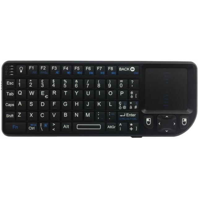 Tastiera touchpad filo tra i più venduti su Amazon
